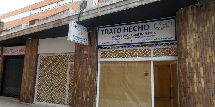 Local en zona Avenida de España